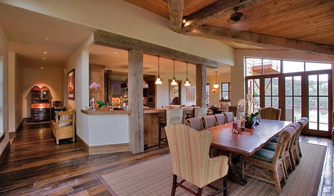 Cedar Ridge Ranch Confluence Architecture