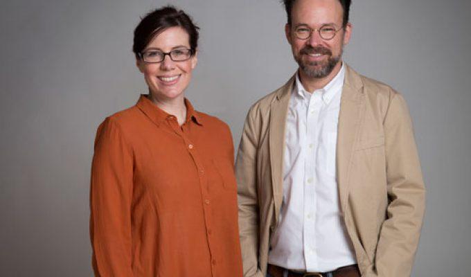 Angela Loughry and Mark McLain
