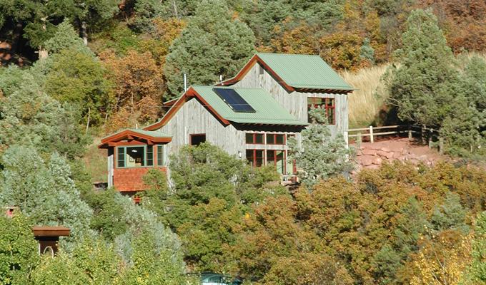 Mountainside Cabin1