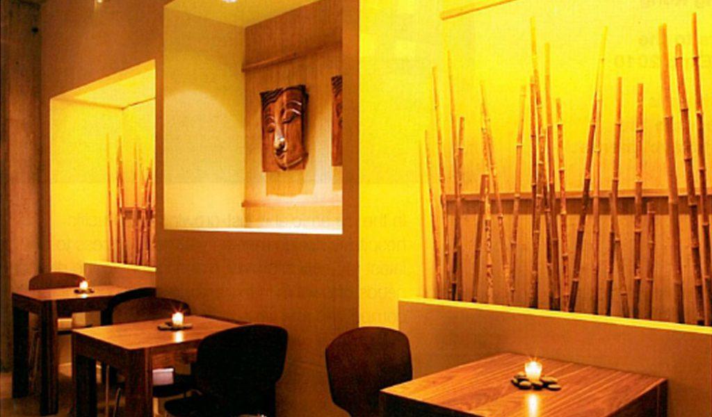 Hollywood Thai Tea Bar (consultants to designer FER studios)