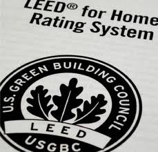 LEED for Homes reference guide
