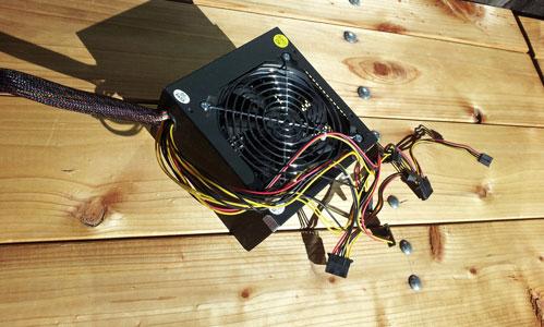 dead power supply